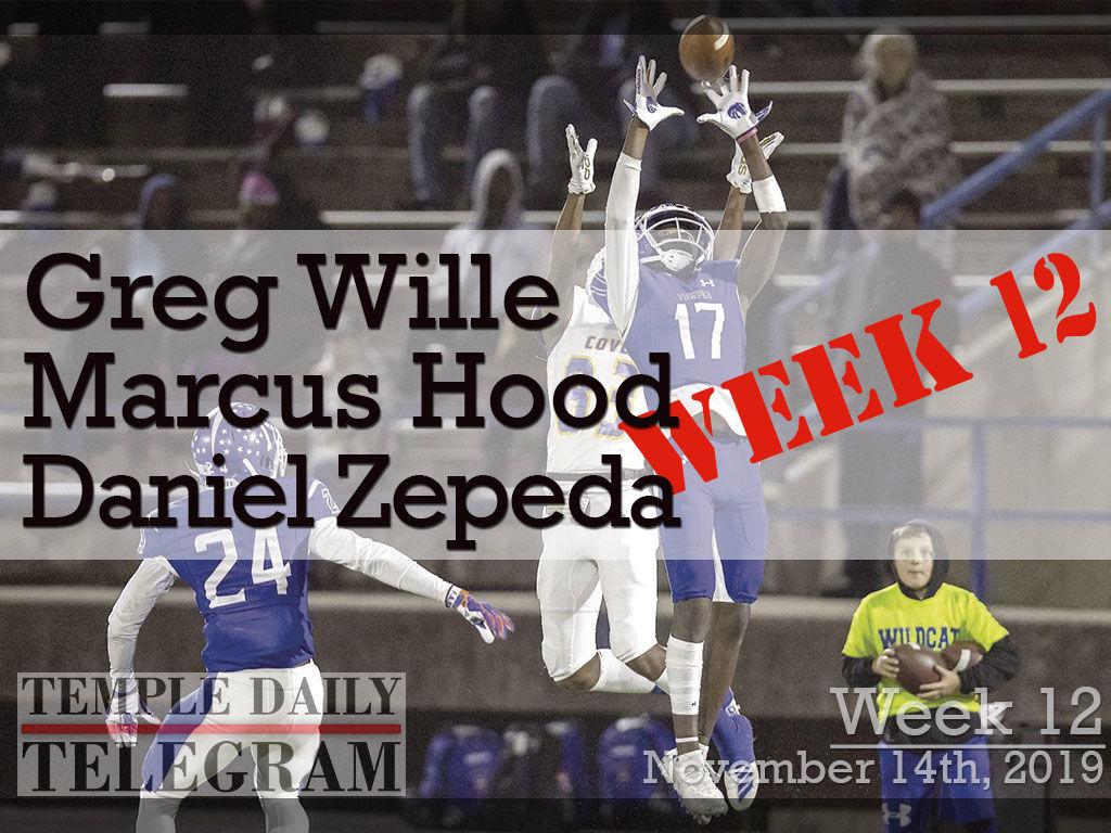 Week 12 | Central Texas Area Football Podcast