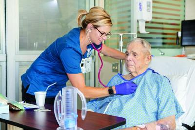 Caring for older patients