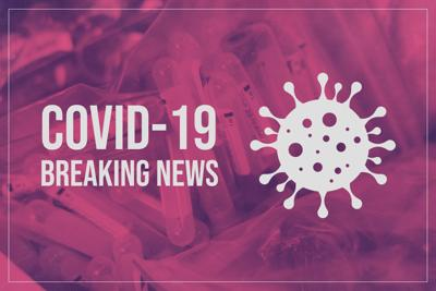 COVID-19 Breaking News Graphic