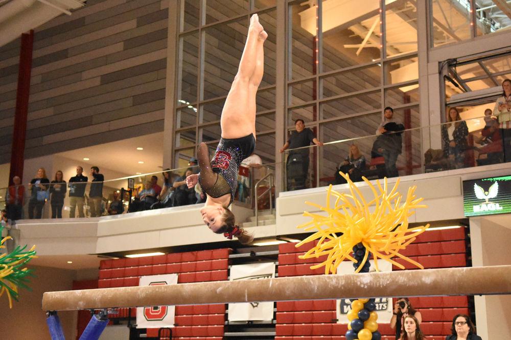2017 EAGL Gymnastics Tournament