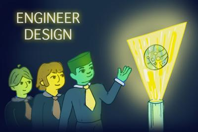 senior design engineering graphic
