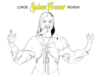 solar power album review