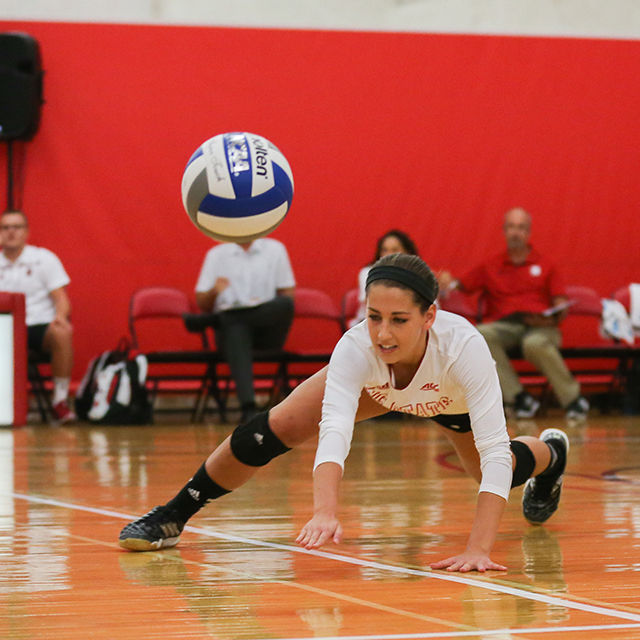 Volleyball vs Ole Miss and Jacksonville