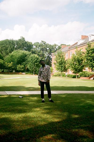 Meet Tim Mensa, NC State student, producer and musician