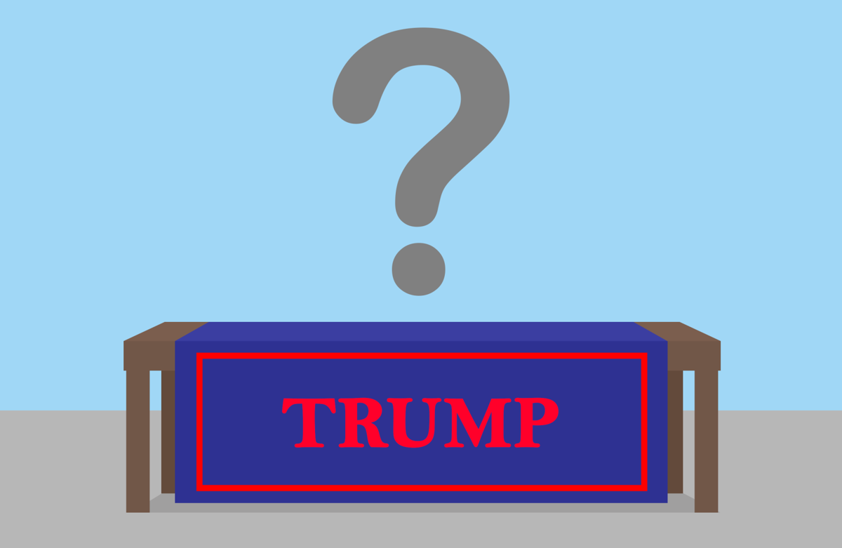 Trump Booth