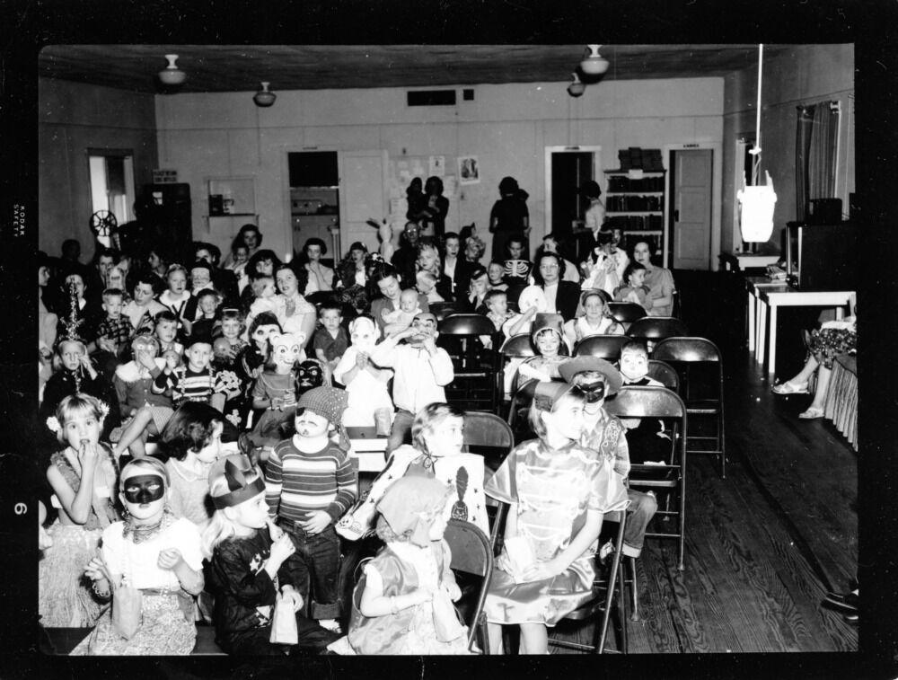 1940s Vetville Halloween Party