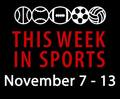 This Week in Sports: Nov. 7-13