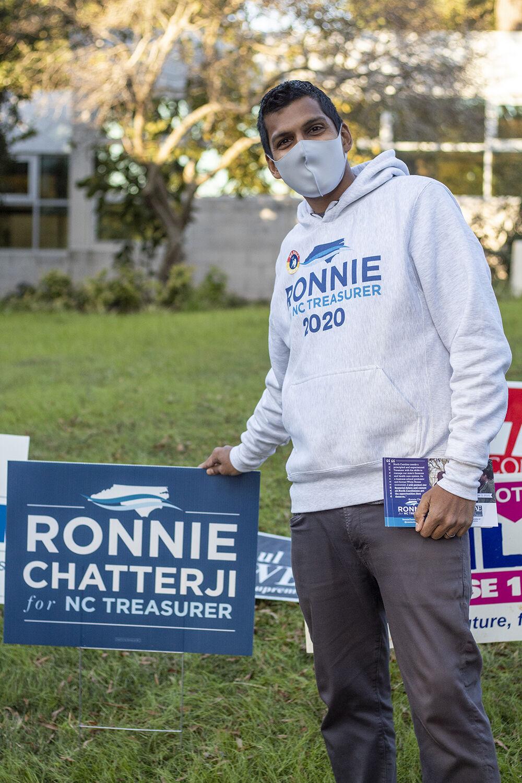Ronnie Chatterji