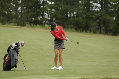 Monika Vicario Women's Golf Contributed