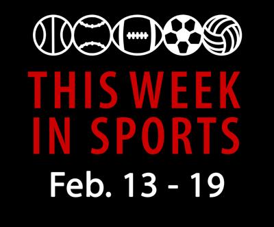 This week in sports: Feb. 13-19