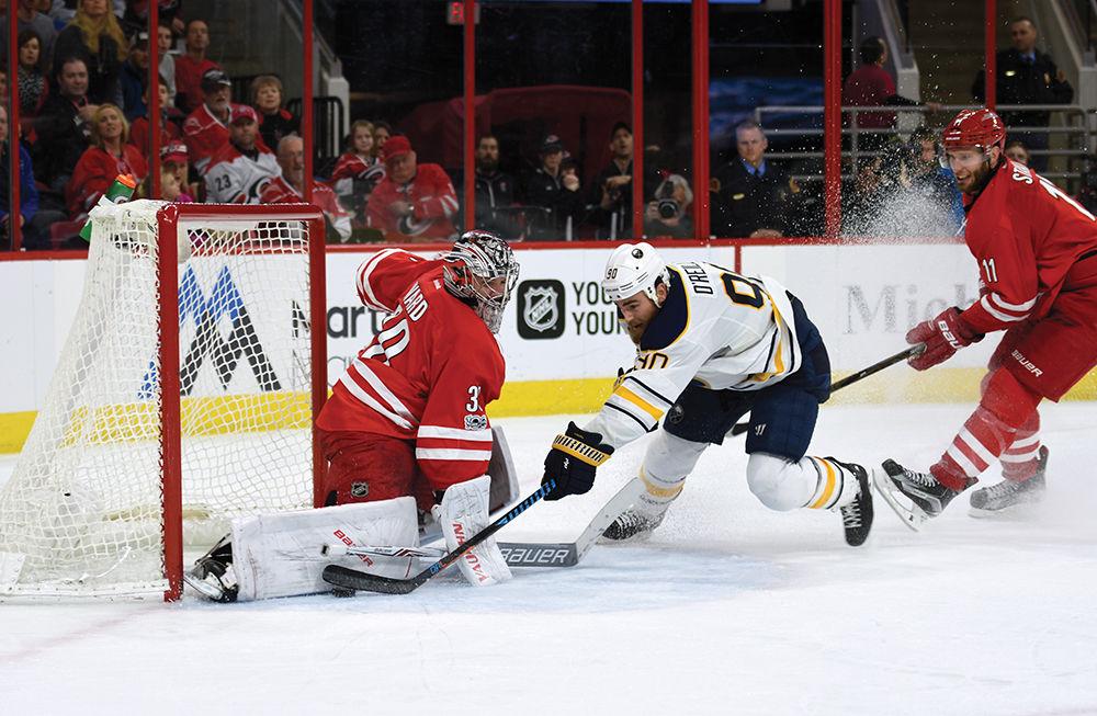 Hurricanes vs. Sabres