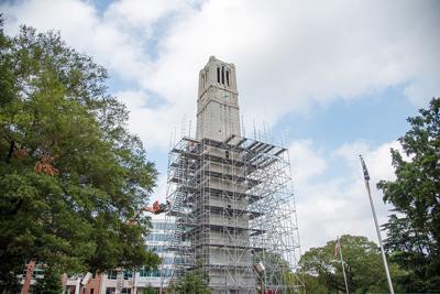 Belltower Construction