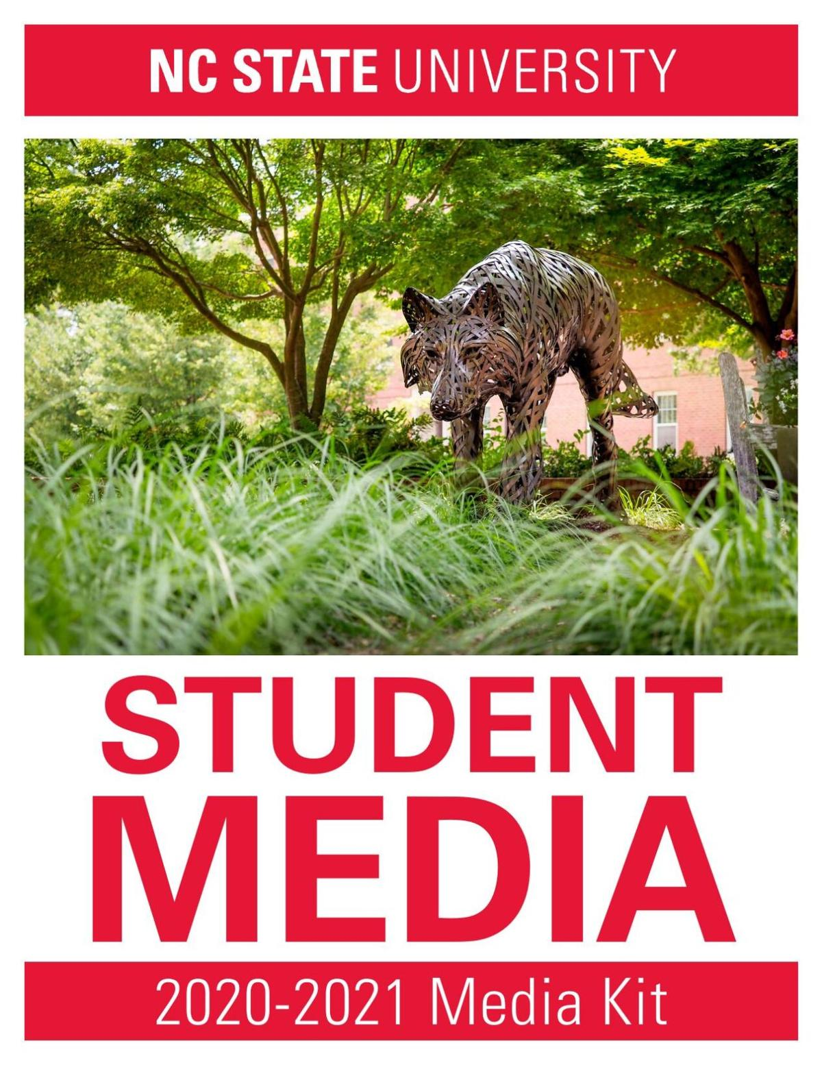 NC State Student Media Rate Card 2020-2021