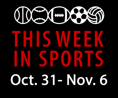 This Week in Sports: Oct.31-Nov1