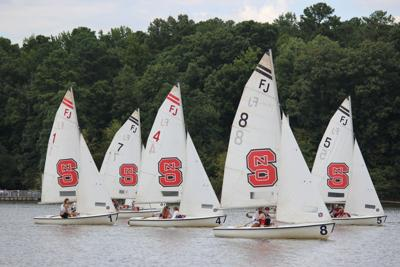 Sailing Club Contributed - NC State Sails