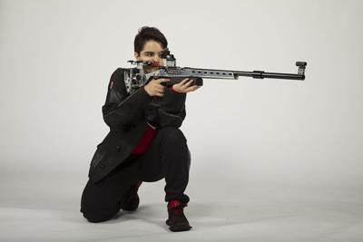 Rifle: Claire Spina