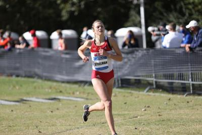 Hannah Steelman Cross Country Contributed