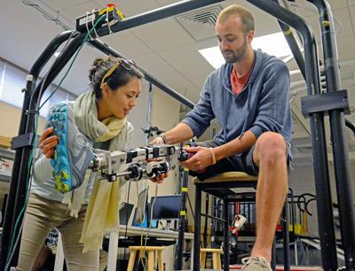 Lower Limb Prosthesis Research