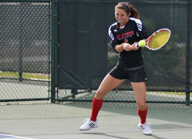 ACC Women's Tennis Round 1 vs. Boston College   Gallery ...