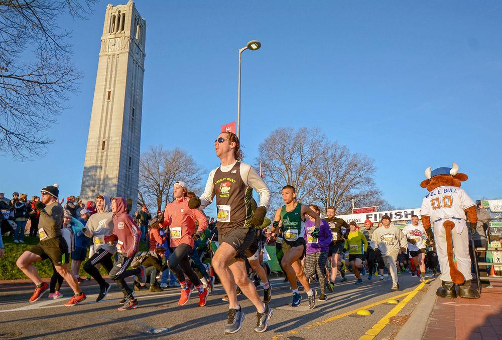 KKC Runners at Belltower