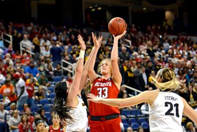 Wolfpack women's basketball earns its colors, crushes Big Red