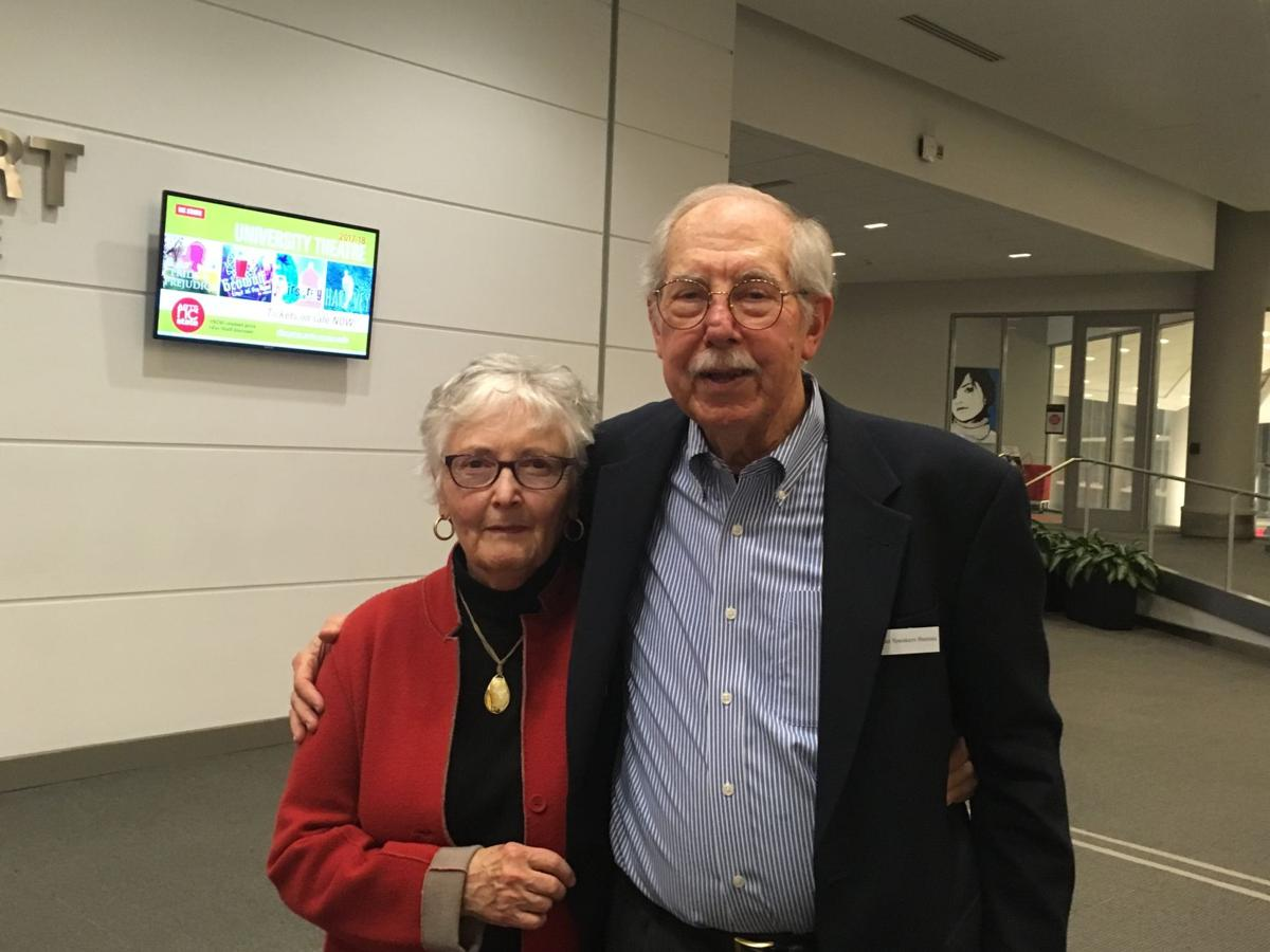 Peter and Michelle Stein