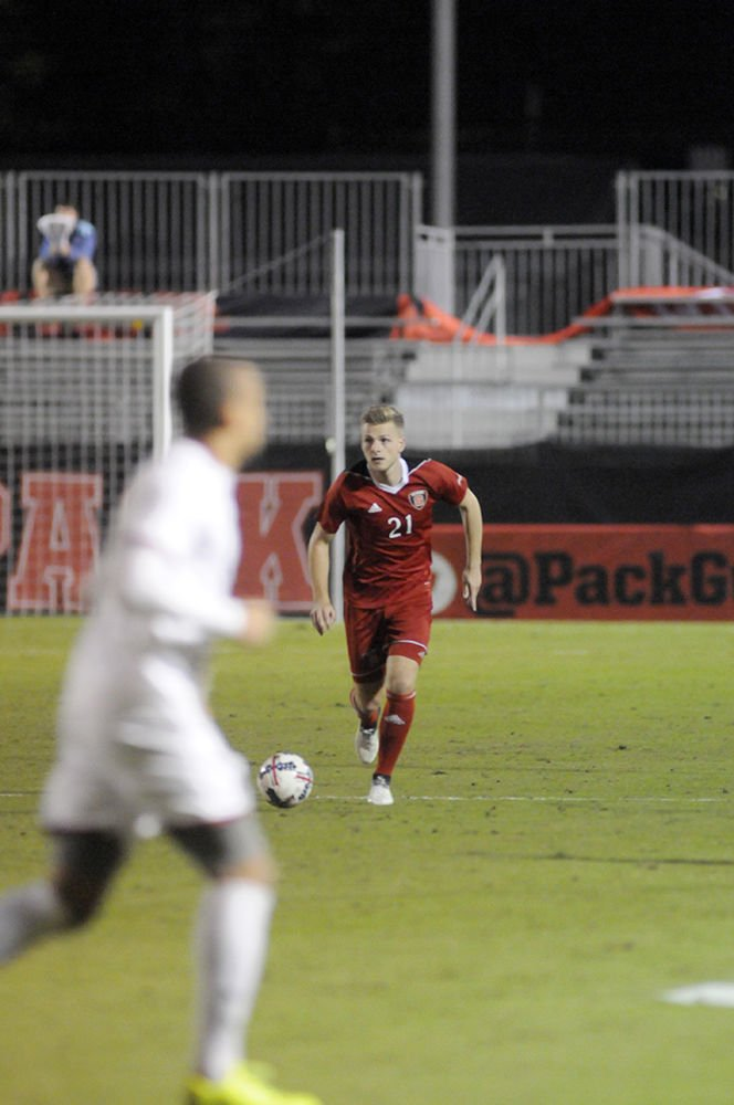 Men's Soccer V. Boston College