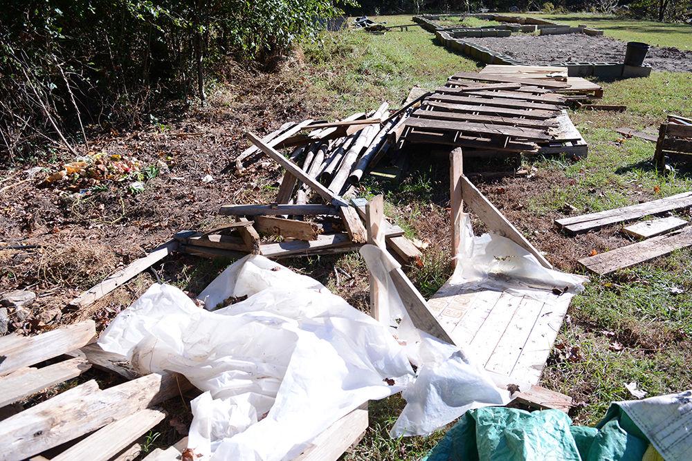 SOUL garden damage