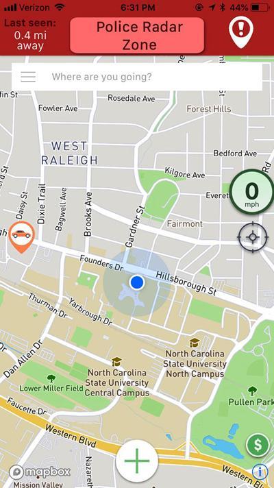NC State graduate releases police radar detection app | News