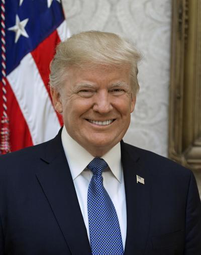 Donald Trump color