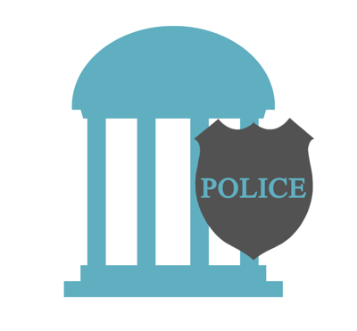 Chapel Hill Police Graphic