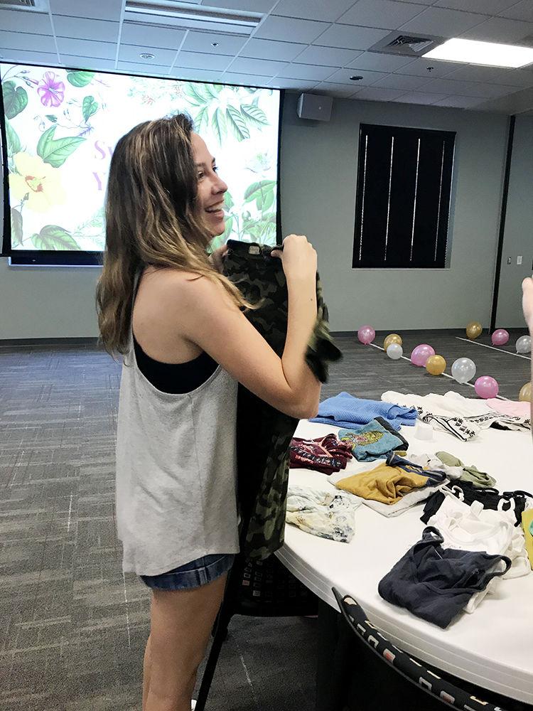 Clothing Swap Unites Students Through Sustainability Fashion Arts Entertainment Technicianonline Com
