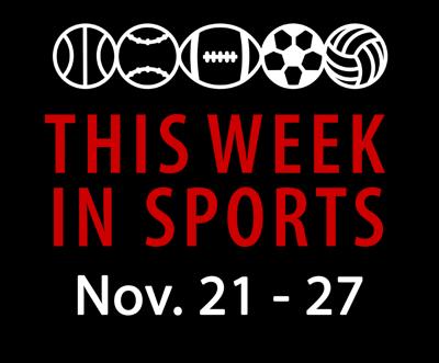 This Week in Sports: Nov. 21-27