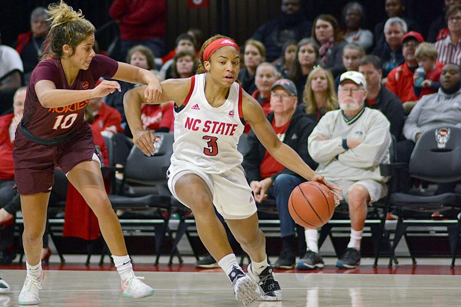 Crutchfield steps up on and off court for women's basketball