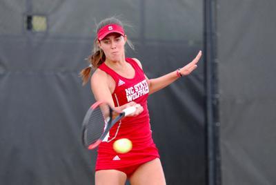 Adriana Reami Tennis vs. Clemson