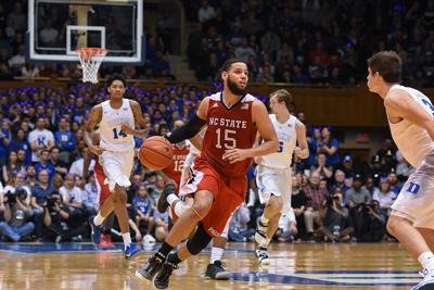 Cody Martin vs. Duke