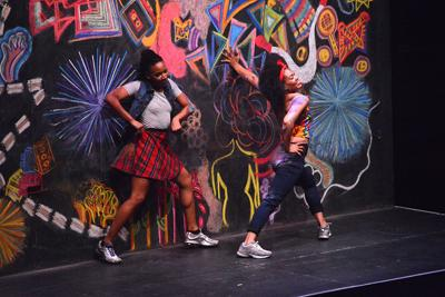 BLACK GIRL: Linguistic Play