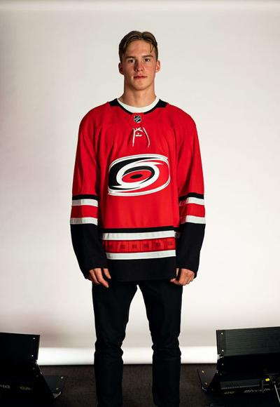 3d188b28 The Carolina Hurricanes picked Russian winger Andrei Svechnikov with the  second overall pick of the first round in the 2018 NHL Entry Draft.