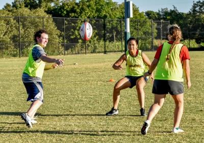 Women's Rugby Scrimmage