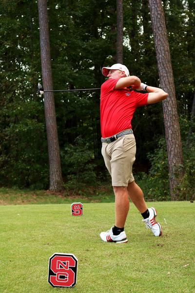 Golf Paxton Swings