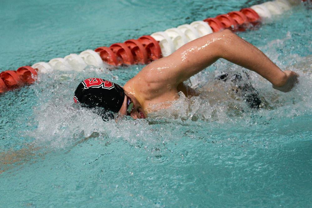Swim vs. UNC-CH