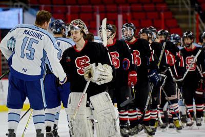 Joey Hall Club Hockey vs. UNC-Chapel Hill
