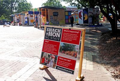 ShackAThon Sign