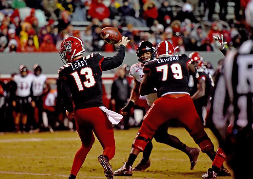 Bad third quarter dooms Wolfpack football