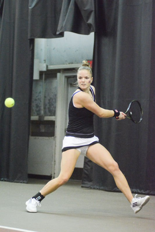 Women's Tennis vs ECU, William & Mary, and VCU