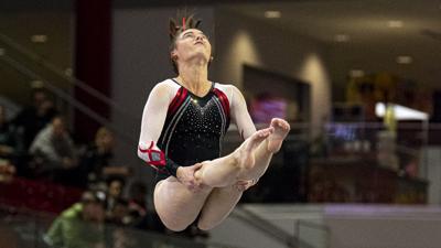 Emily Shepard Floor Routine