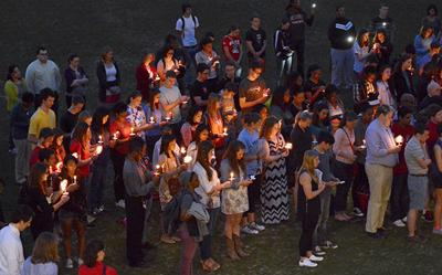 NC State commemorates World Suicide Prevention Week   News