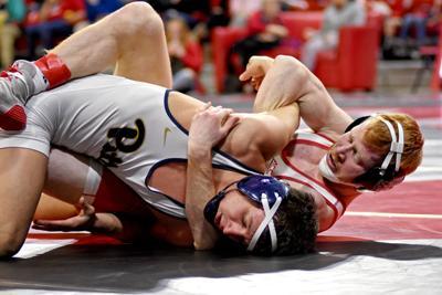 Justin Oliver Wrestles Pittsburgh
