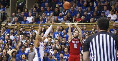 Braxton Beverly Shoots vs. Duke