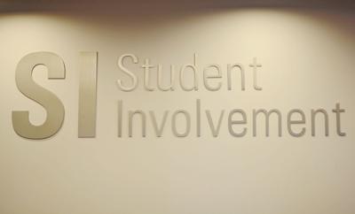 Student Involvement Sign